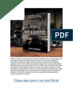 Manual Dos Suplementos - Caio Bottura - Dieta flexível e nutrição