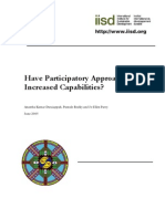 Economics Participatory Approaches