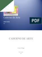 Caderno de Arte