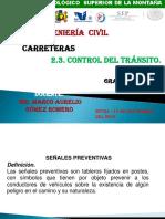 Control de Transito de Señales Restrictivas
