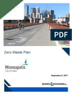 Zero Waste Draft Plan