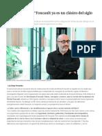 """Edgardo Castro_ """"Foucault Ya Es Un Clásico Del Siglo XX"""""""