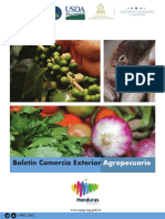 Boletin Comercio Exterior Agropecuario Octubre-2016