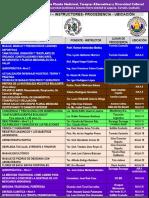 21 Encuentro Internacional de La Planta Medicinal LISTA de TALLERES E INSTRUCTORES,