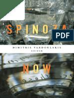 Spinoza Now - org. Dimitris Vardoulakis