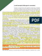 Overview and Concepts (Visão Geral e Conceitos) - Parte 1 e Parte 2