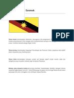 Bendera Negeri Sarawak