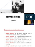 Quimica Tema 5-Termoquimica