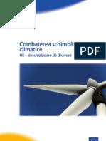 Combaterea schimbarilor climatice