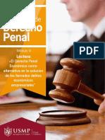 Derecho Penal Económico III
