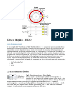 Disco Rígido - HDD