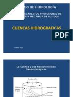 Clase 2-Cuencas Hidrograficas