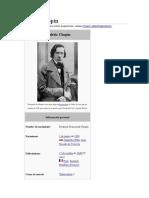 Frederic Chopin - Historia.1
