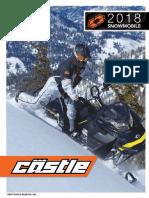 2018 #CastleX Snow Catalog