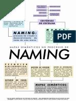 Mapas Semânticos no processo de Naming