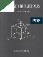 Resistencia de Materiales Manuel Vazquez 3 Edicion