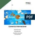 Finanzas internacionales. conceptos