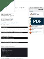 How to Setup SVN Server on Ubuntu 14.04
