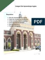 Instituto Colegial Del Aprendizaje Ingles
