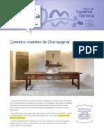 XXII Capitulo Convoca ES MARISTAS DE CHAMPAGNAT