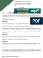 Tatalaksana Hipertensi Menurut JNC 8