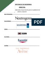 Competencia de Bioderma