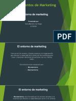 Entorno Del Marketing, Diana