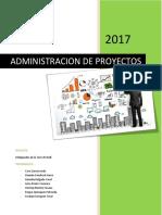 Administracion de Proyectos Trabajo