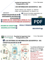 Conceptualización SIG