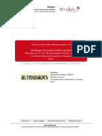 Antropologia de Los Procesos Politicos (1)