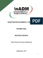 Martin Pacheco Informe