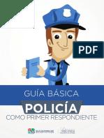 Guia Basica Policia Como Primer Respondiente