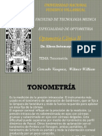 Tonometria Clinica