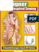 Designer Inspired Sewing 9 Designer Inspired Knock Off Patterns.pdf