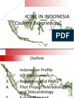 Indonesia Telemedicine