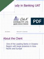 Casestudy Bank