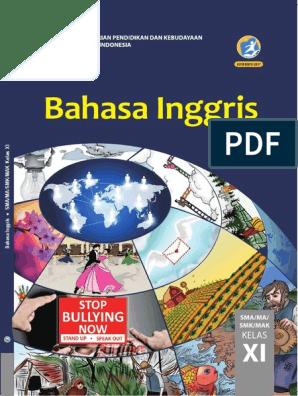 B Inggris Buku Siswa Kelas Xipdf Gaya Fiksi Sintaksis