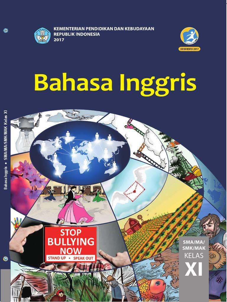 B. Inggris Buku Siswa Kelas XI.pdf   Gaya (Fiksi)   Sintaksis