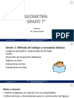 Geometría 7°