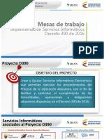 1 Introduccion Mesas de Trabajo SIE Decreto 390