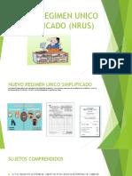 Nuevo Regimen Unico Simplificado Nrus (1)