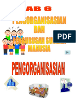 15680594 Bab 6 Pengorganisasian
