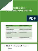 Trantornos Del Pie