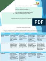 EVALUACIÓN Y PLANEACION DE CUERPOS COLEGIADOS 2017-2018 primero matutino.pptx