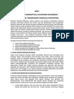 Rerangka Konseptual Pelaporan Keuangan (Autosaved)