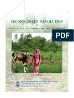 Second Green Revolution Impacts