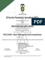 Diego Fernando Ospina Trejos