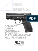Smith & Wesson M&P2.0 Pistol Specs