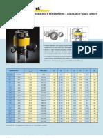 Aquajack Tech Data Sheet
