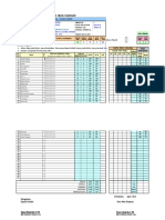Analisis Butir Soal Pilihan Ganda KLS X1(1)